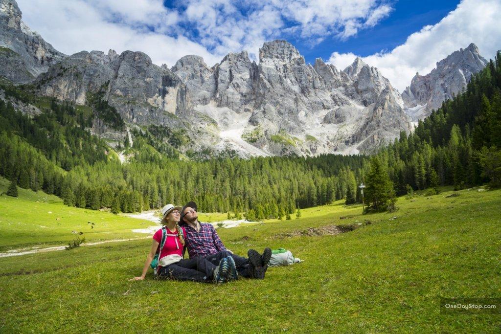 Dolina Marzeń Dolomity