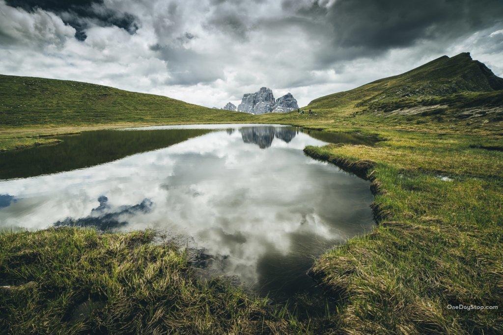 Dolomity - Monte Pelmo