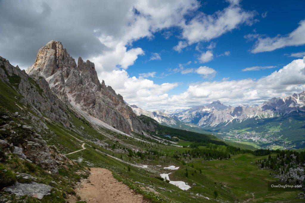 Cortina d Ampezzo i Lago de Federa