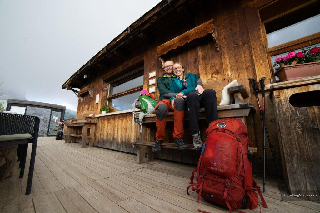 Dolomites - Rifugio Scoiattoli