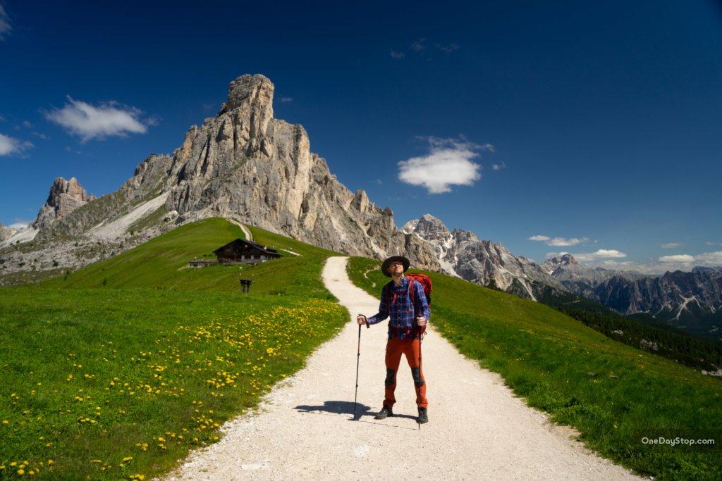 Dolomites - Ra Gusella