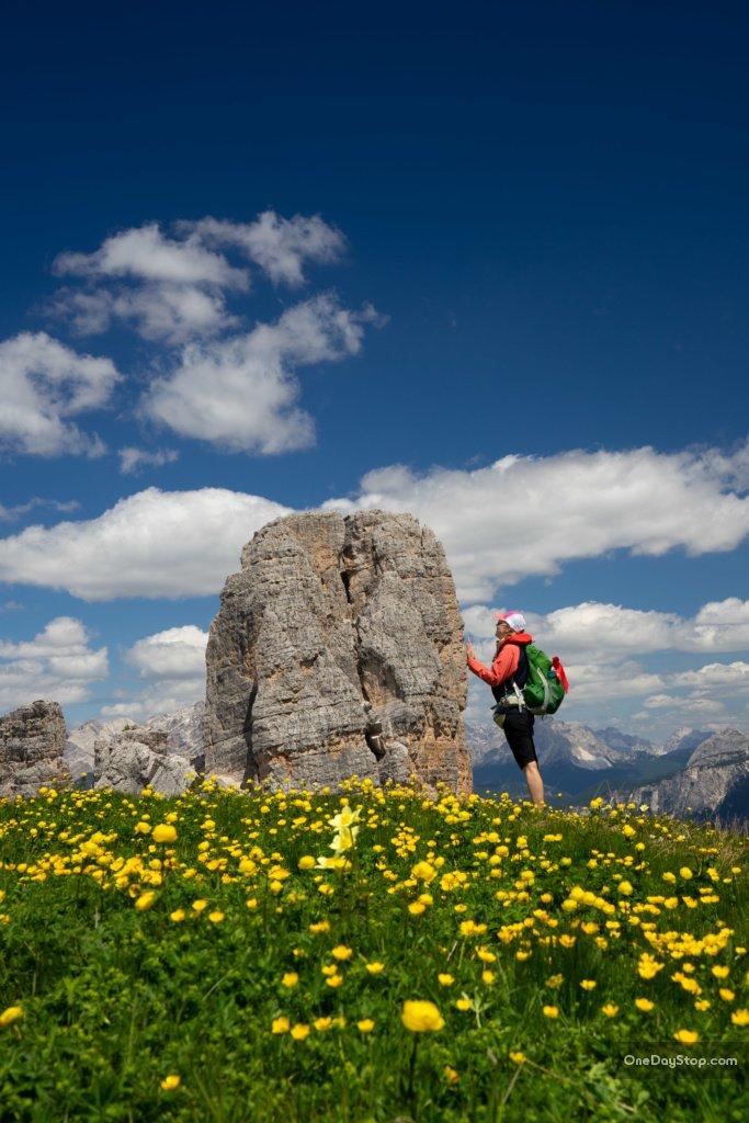 Dolomites - Cinque Torri