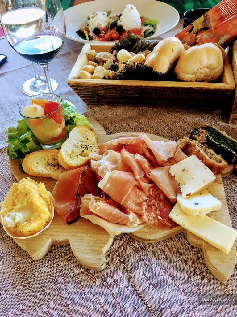 rifugio Scoiattoli - cuisine (1)