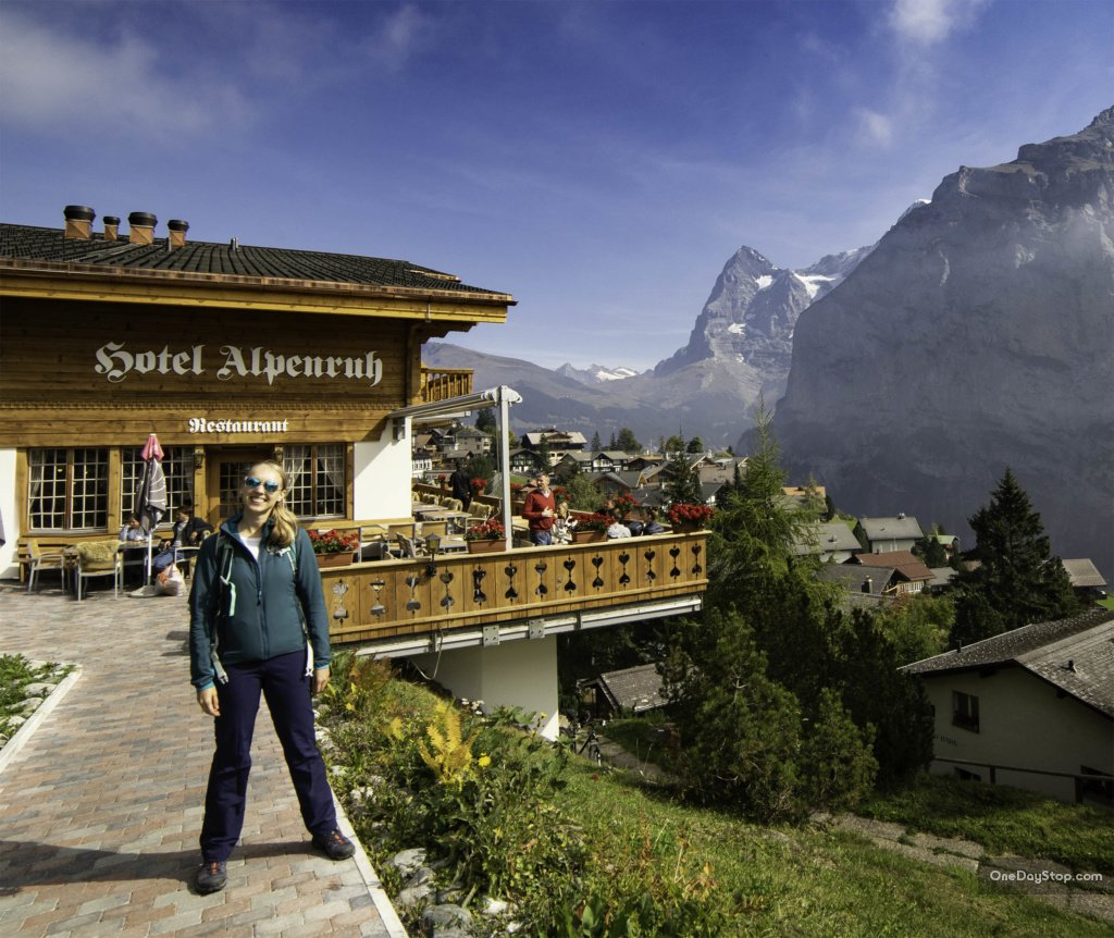 Hotel Alpenruh - murren