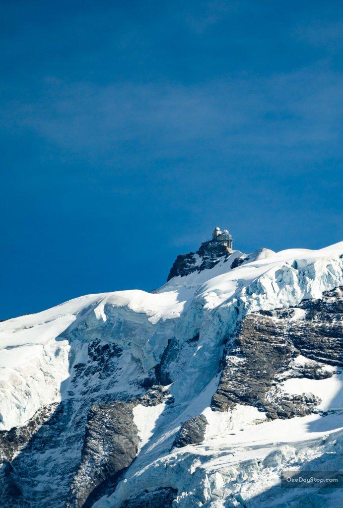 Jungfraujoch - Sphinx - obserwatorium