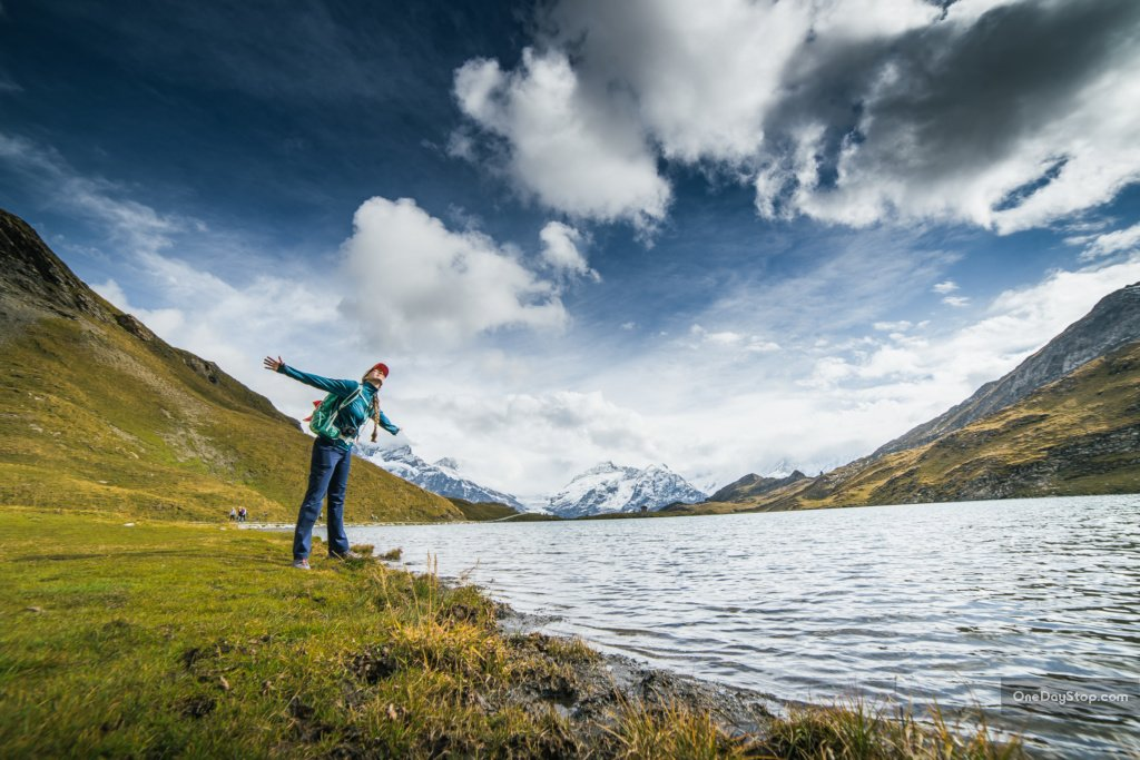 Bachalpsee - Grindelwald First
