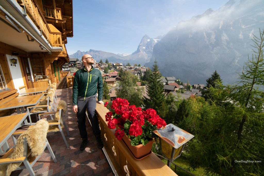 Murren - Switzerland - Hotel
