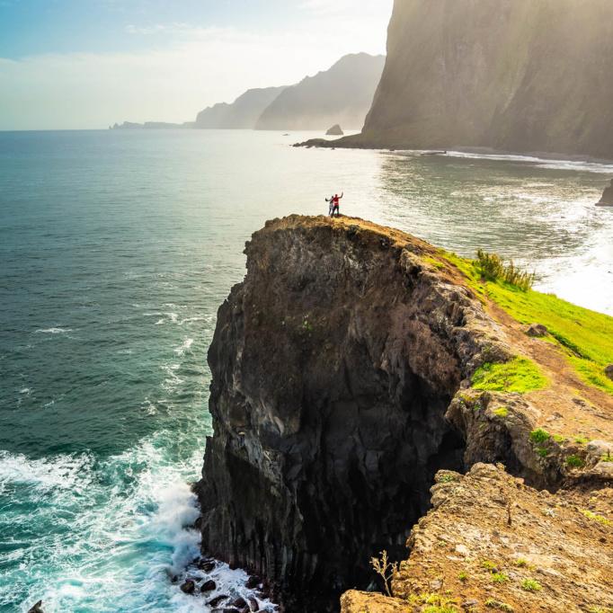 Madeira - Miradouro do Guindaste