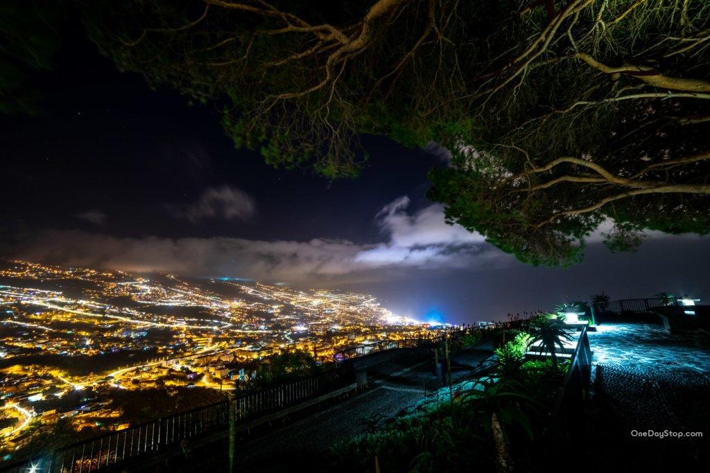Madeira - Miradouros do Paredão