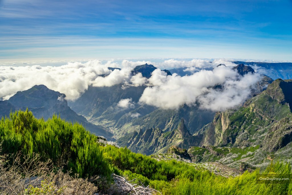 PR1 Pico Ruivo