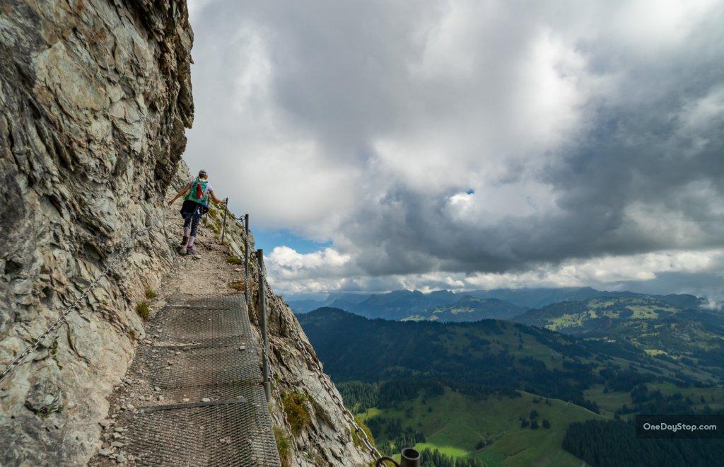 Grosser Mythen Trail - Schwyz