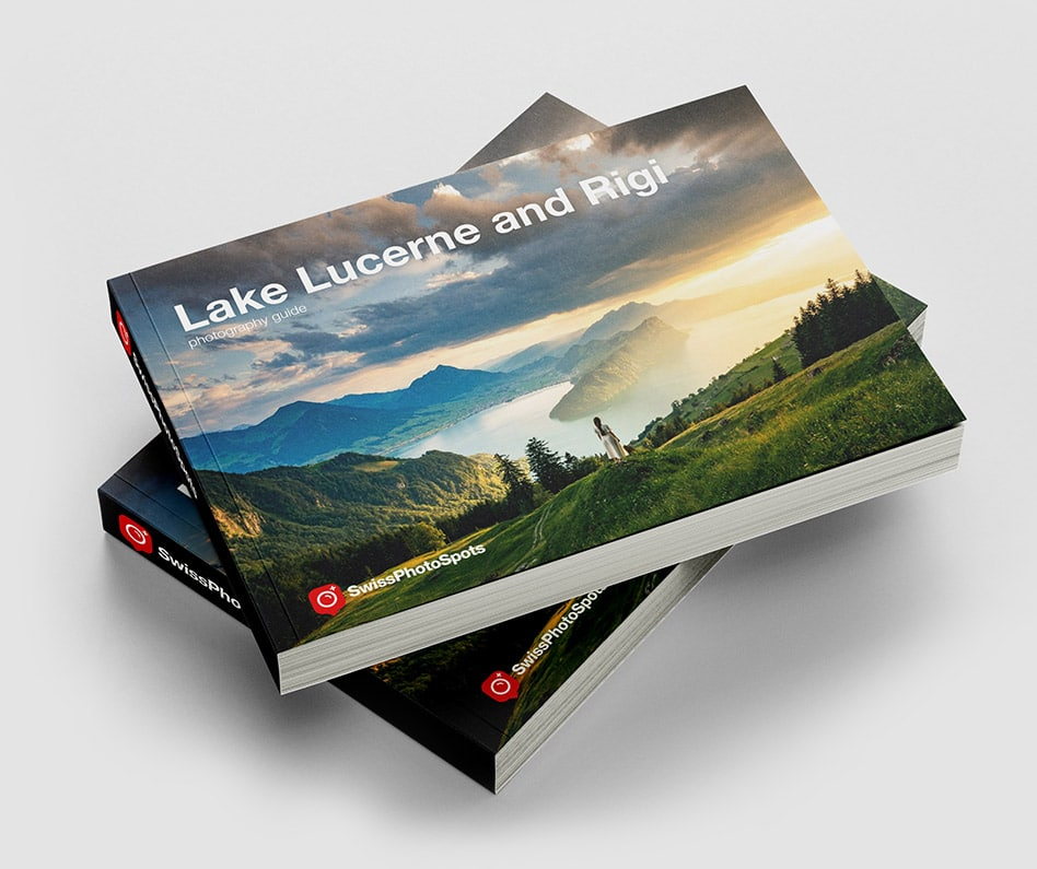 Swiss Photo Spots - Lucerne and Rigi