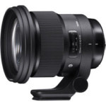 Sigma 105mm f:1.4 DG HSM Art Lens for Sony E