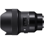 Sigma 14mm f:1.8 DG HSM Art Lens for Sony E