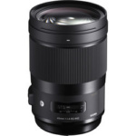 Sigma 40mm f:1.4 DG HSM Art Lens for Sony E
