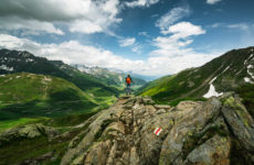 Szlak do źródła Renu i jeziora Tomasee