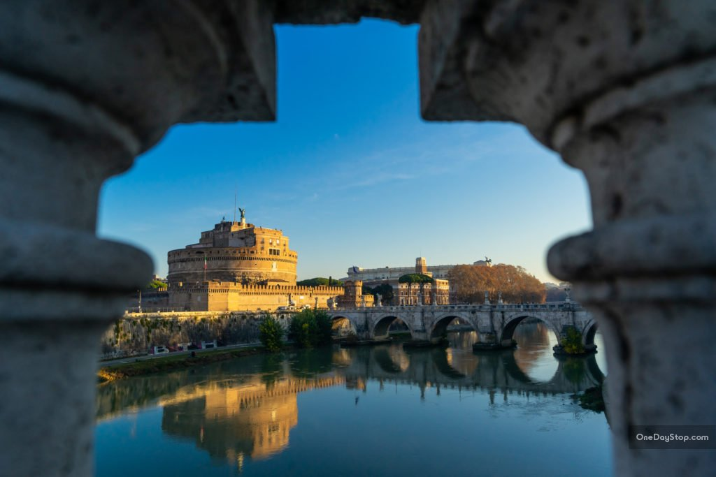 Zamek św. Anioła, Rzym
