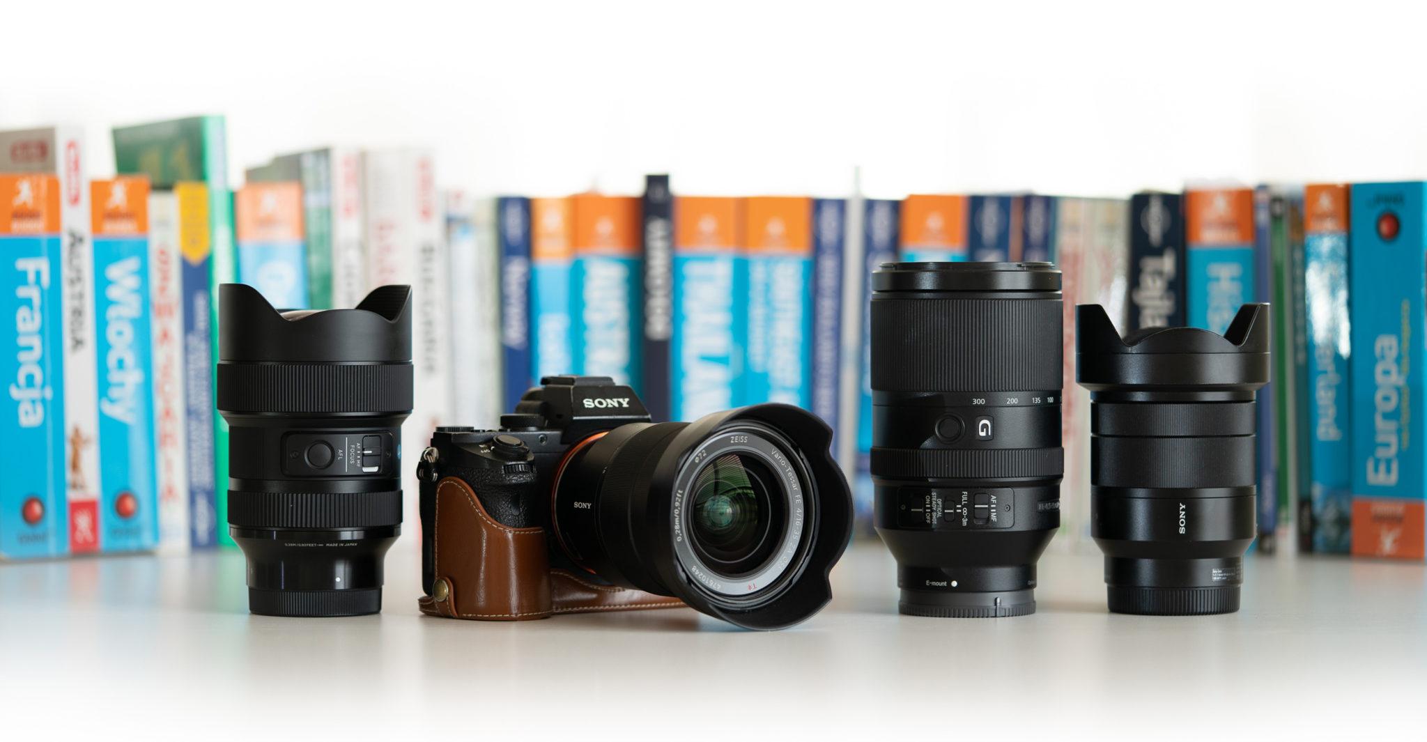 obiektyw do fotografii podróżniczej i podróży