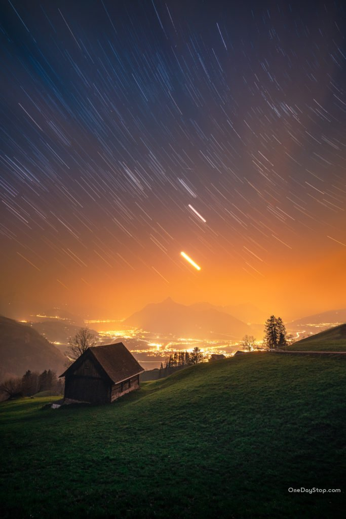 Schwyz by Night