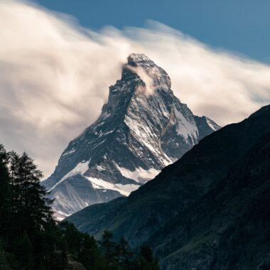 Matterhorn i Zermatt