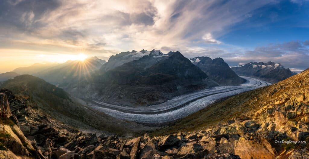 Aletsch Glacier - Bettmeralp