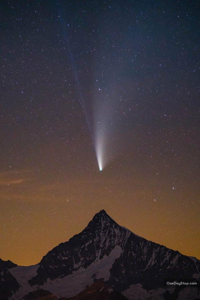 Kometa c2020 neowise