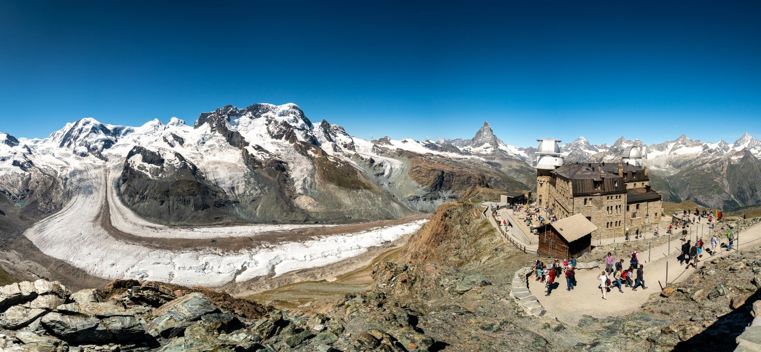 Gornergrat - panorama