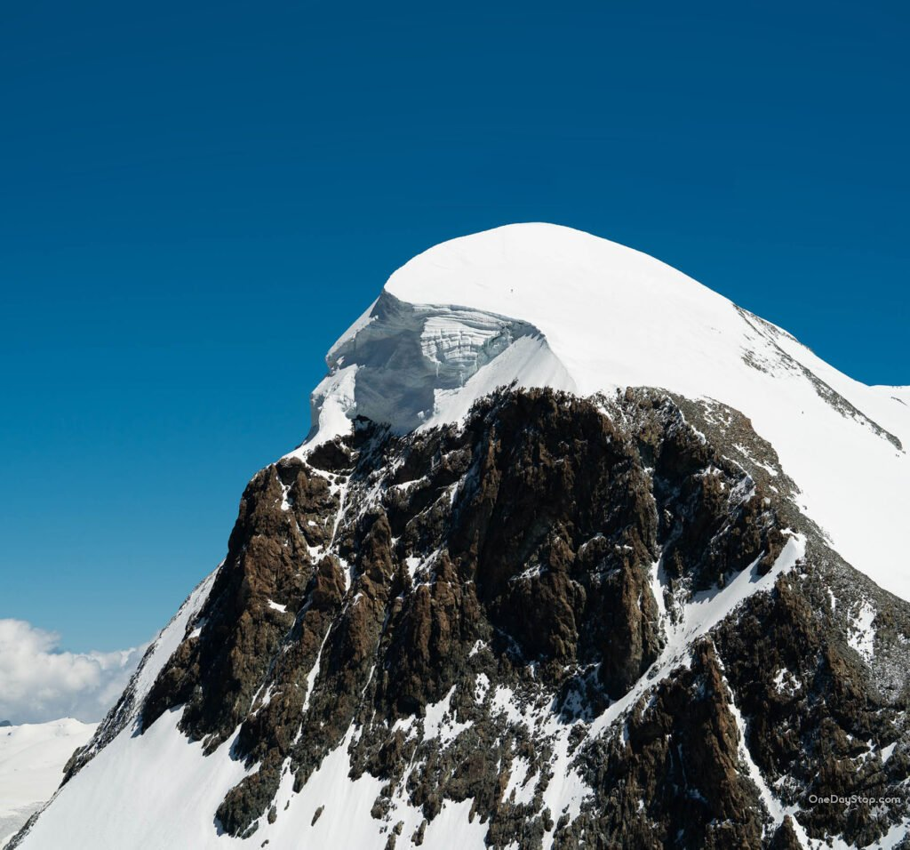 Breithorn hiking