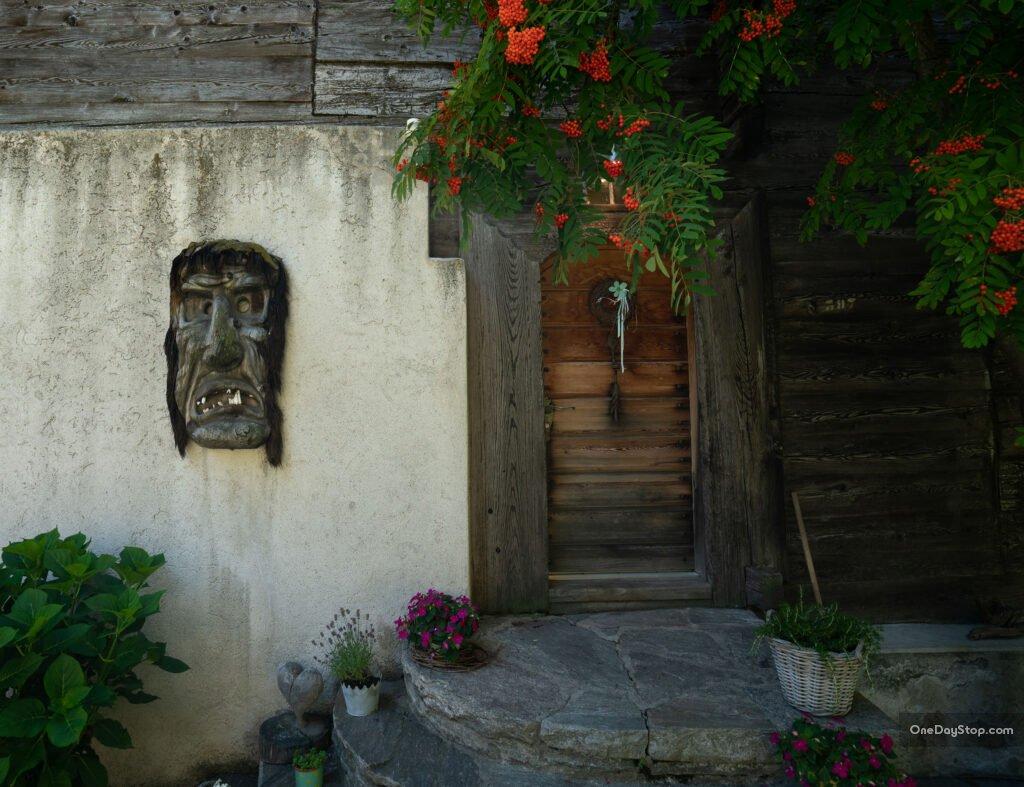Ernen, Valais, Switzerland
