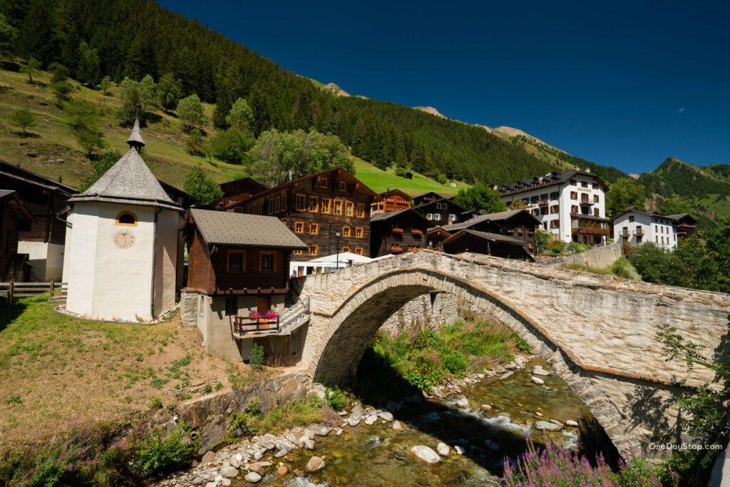 Binn, valais, Switzerland