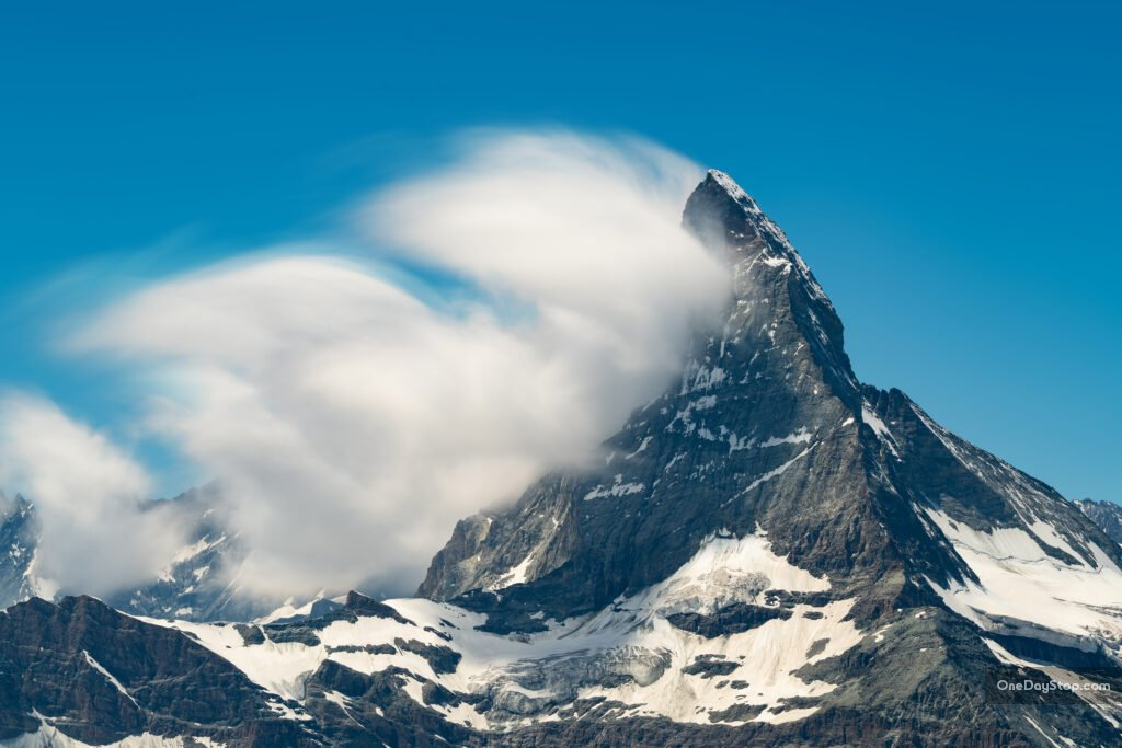 Matterhorn - long exposure