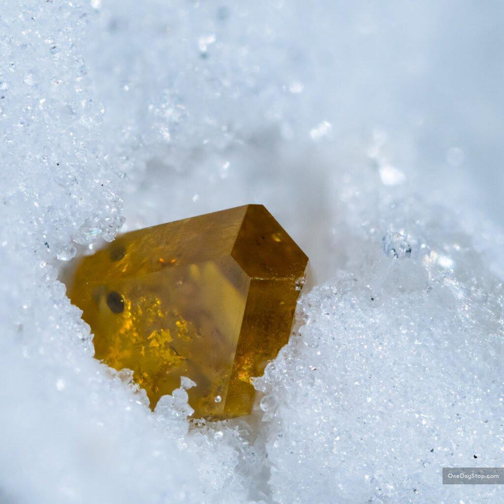 minerały binntal lengenbach sefleryt