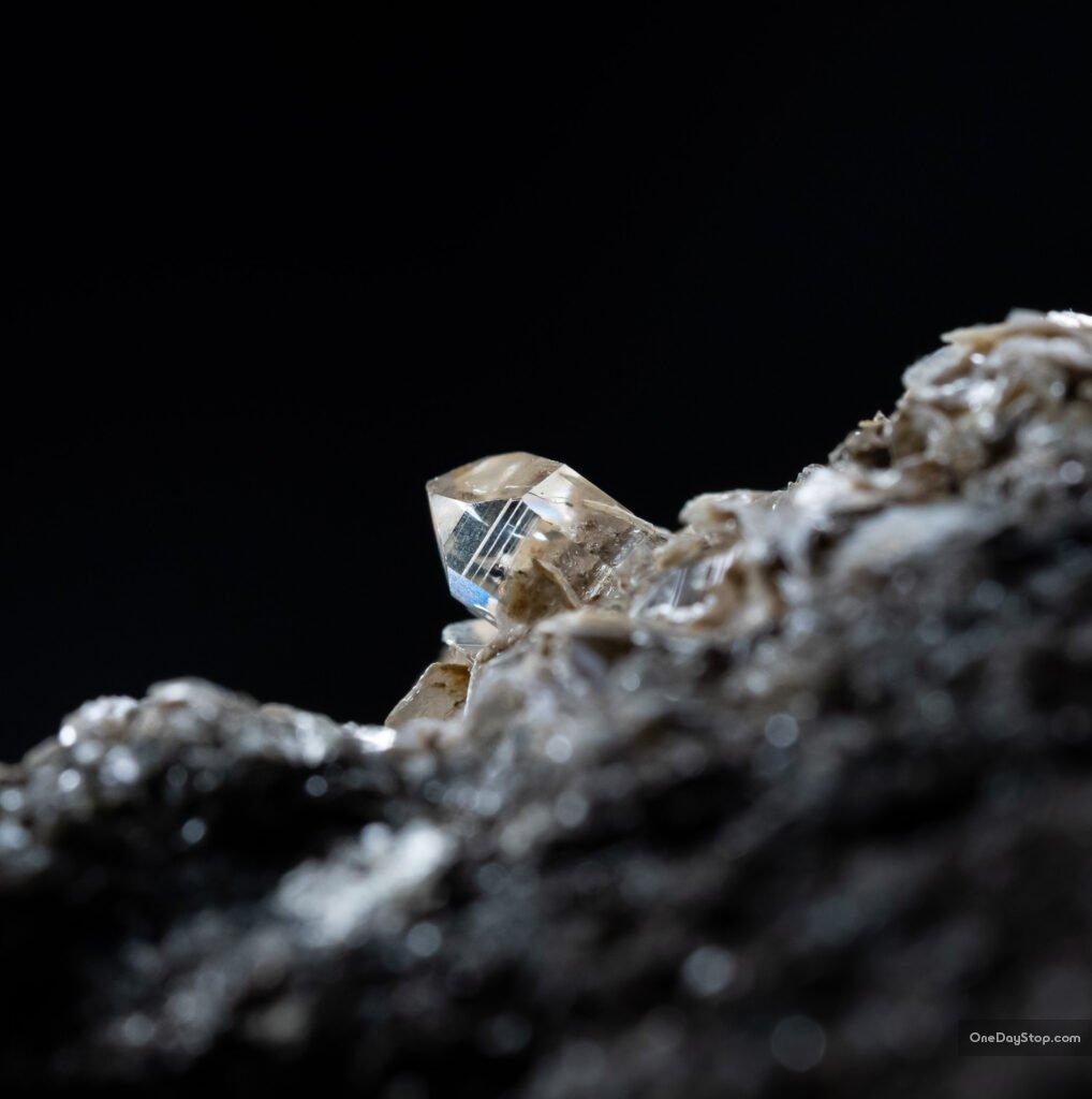 kryształ górski, szwajcaria,binntal