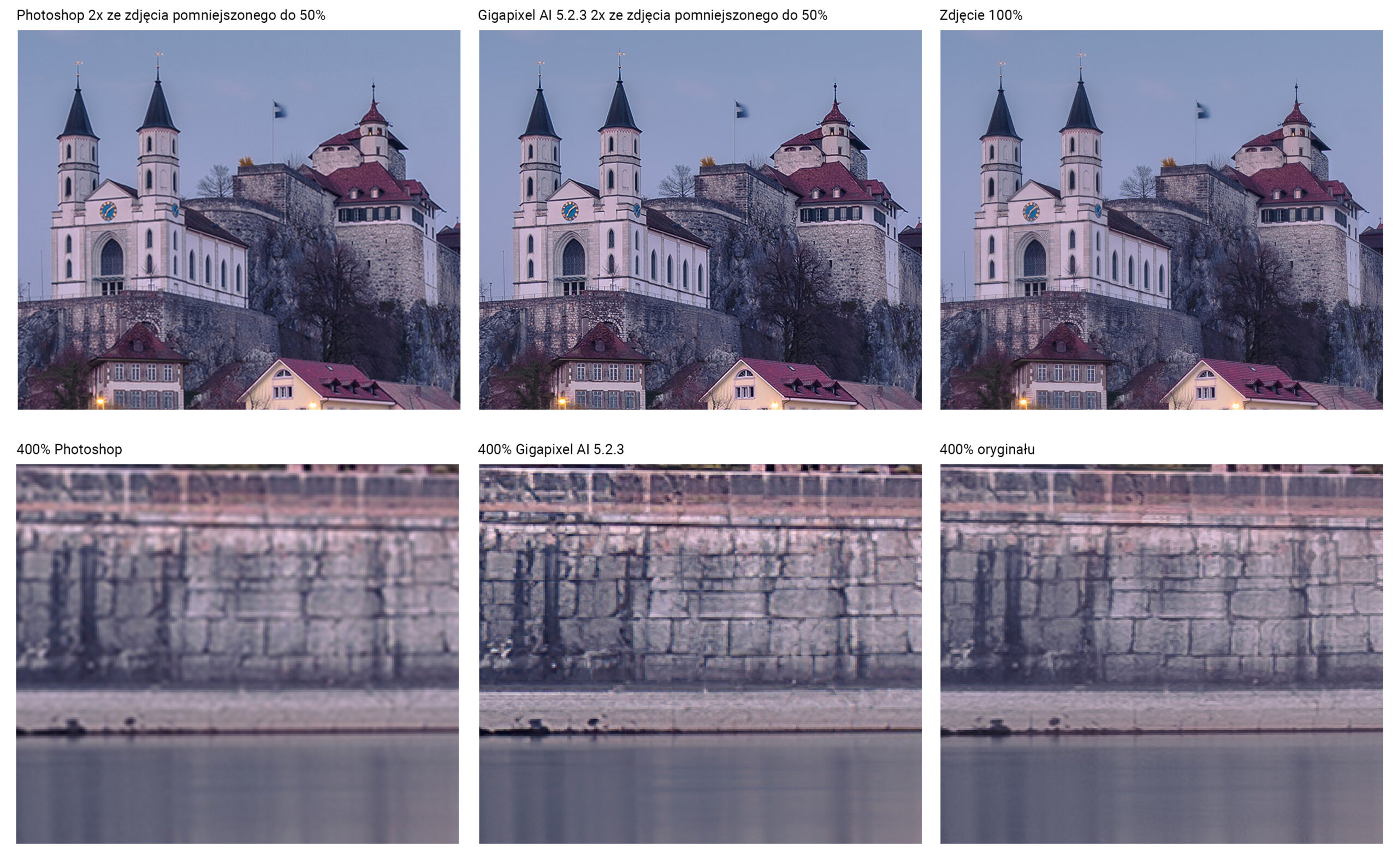 topaz labs gigapixel - zdjecie do porównania z photoshopem