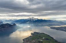 """Pilatus – jeden z najlepszych punktów widokowych w Szwajcarii albo """"atrakcja po drodze"""""""