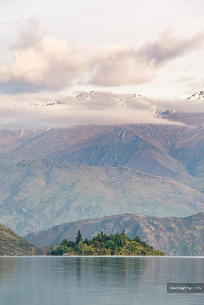 Wanaka - Nowa Zelandia - podróż