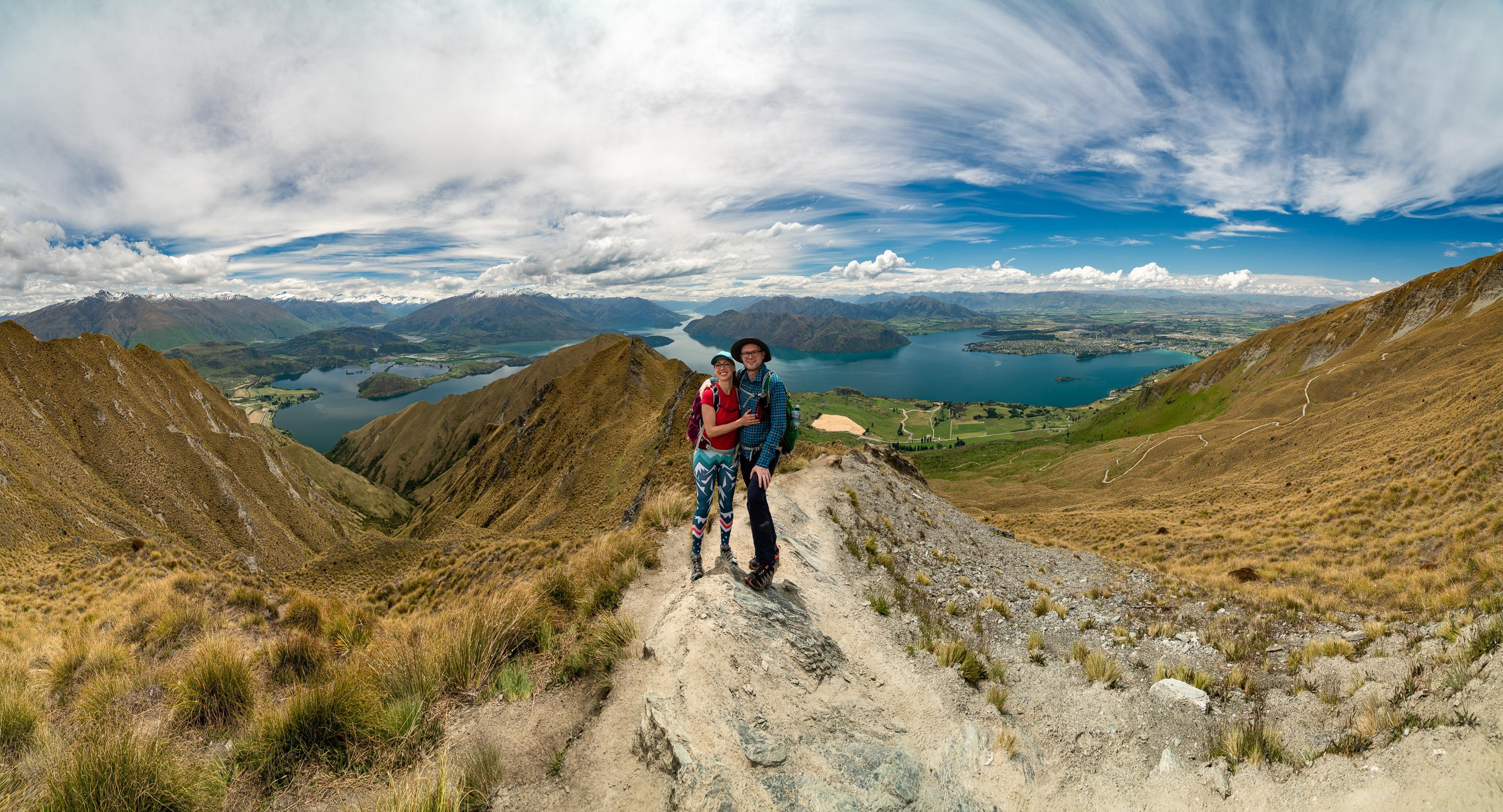 Roys Peak - to trzeba zobaczyć w Nowej Zelandii