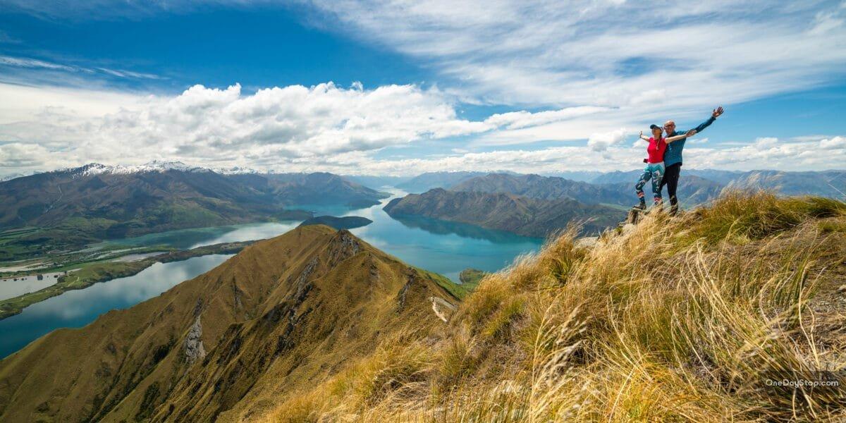 Nowa Zelandia - Roys Peak