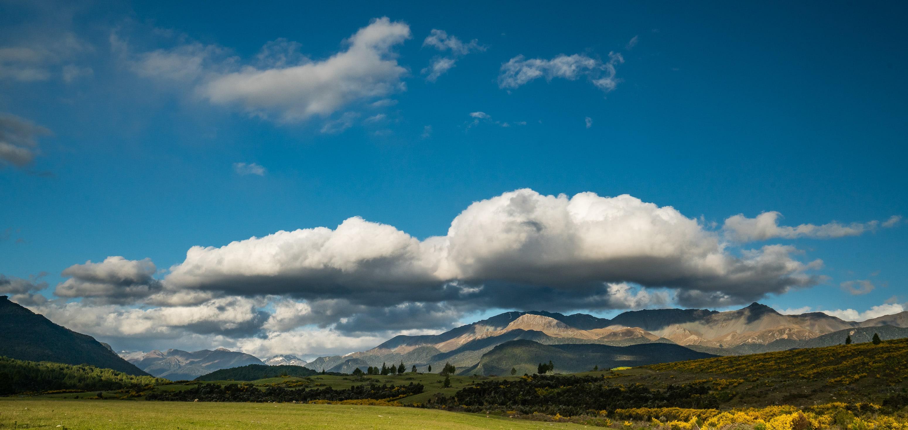 Nowa Zelandia - okolice Te Anau
