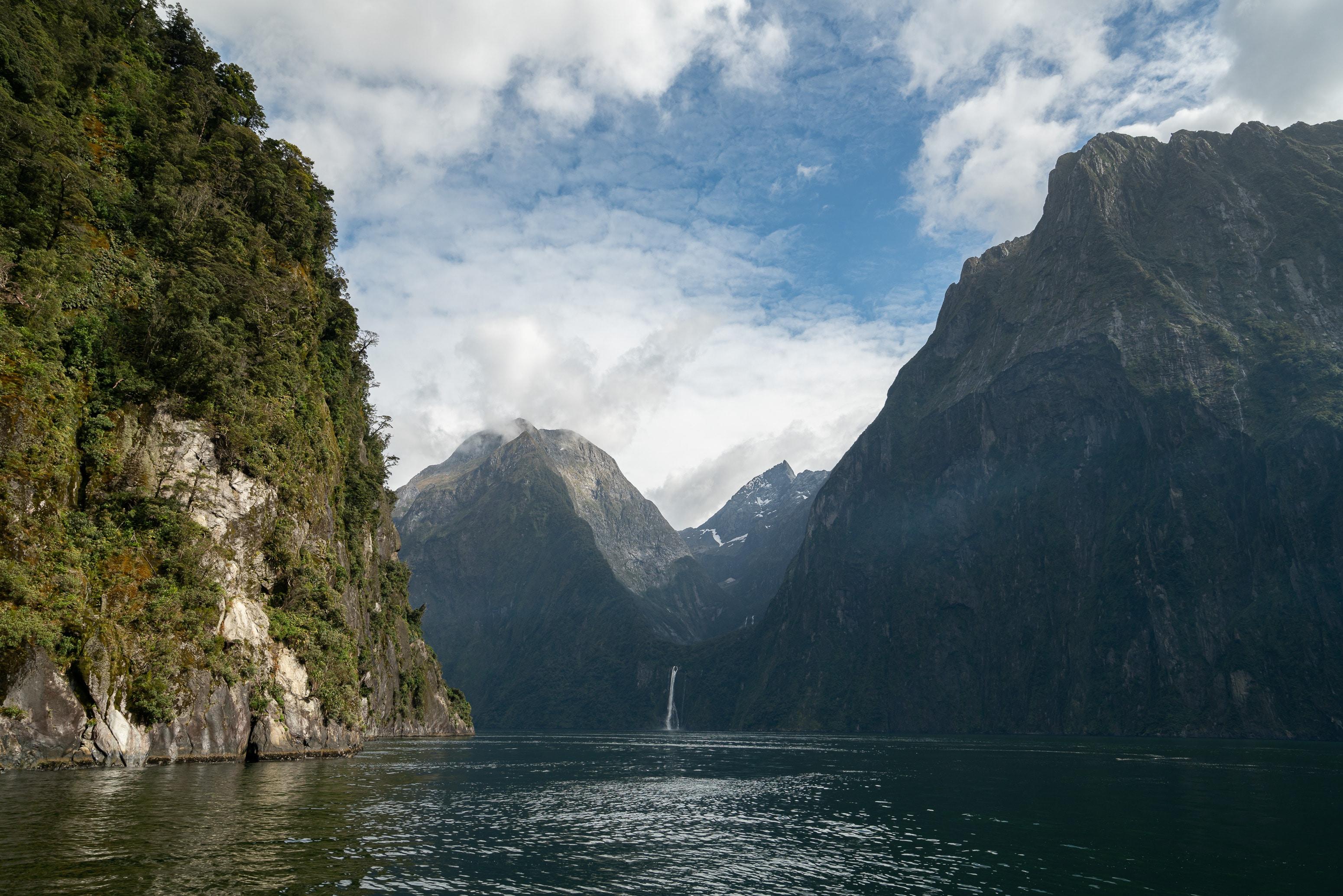 Milford Sound - Nowa Zelandia