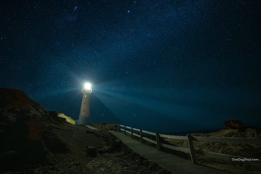 Astrofotografia krajobrazowa - Nowa Zelandia