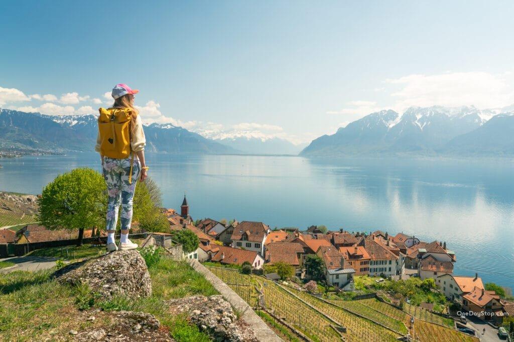Swiss Riviera - Montreux i Lavaux