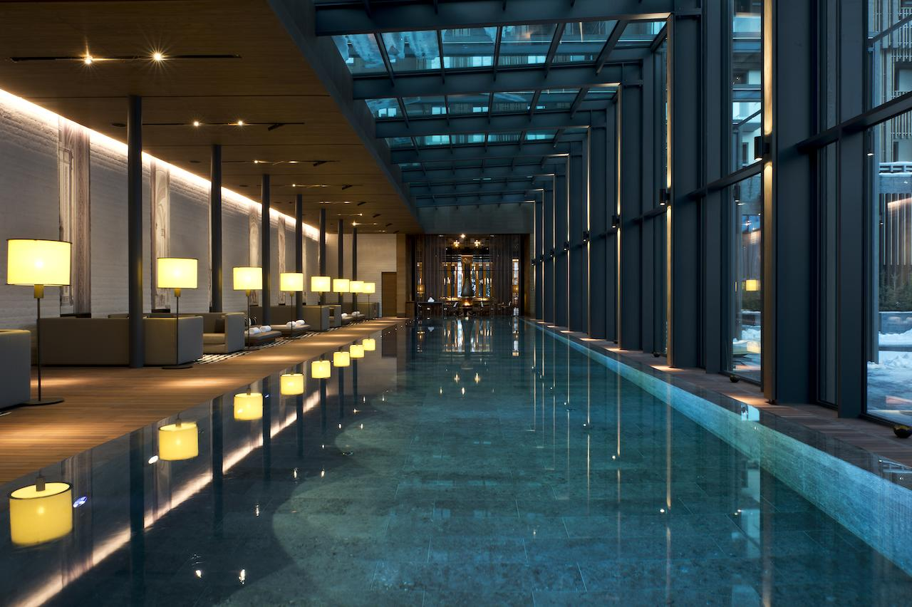 andermatt - The Chedi - najdroższe hotele Szwajcarii