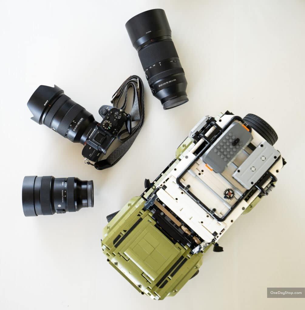 Sony 24-105 G F4