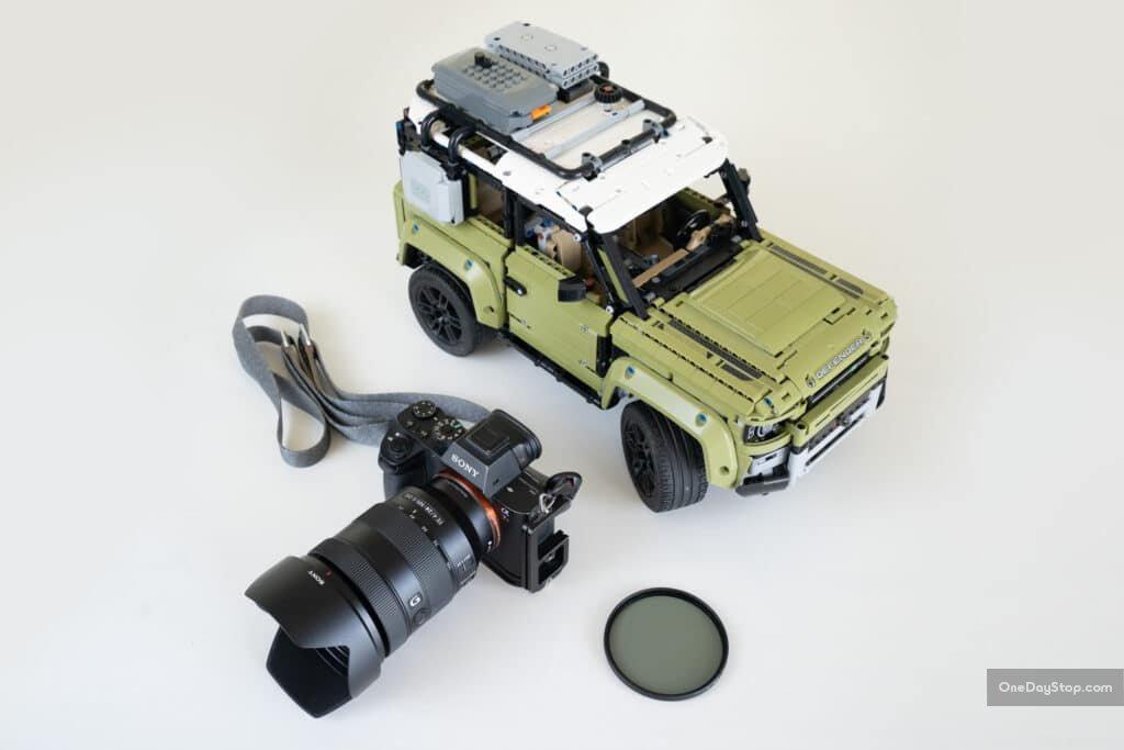 Obiektyw Sony G 24-150 mm F4